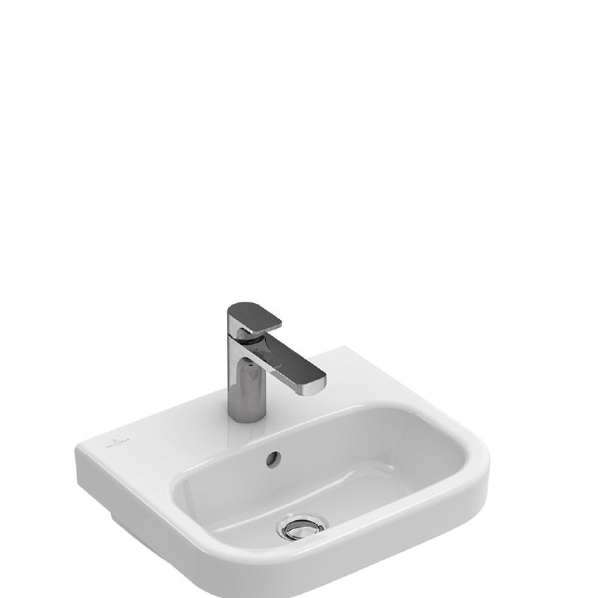 Image eines Handwaschbecken aus der Designlinie Pure Nature der Behrendt Gruppe