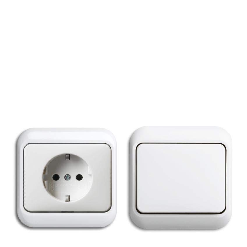 Image mit Schaltersystem aus der Designlinie Pure Nature der Behrendt Gruppe
