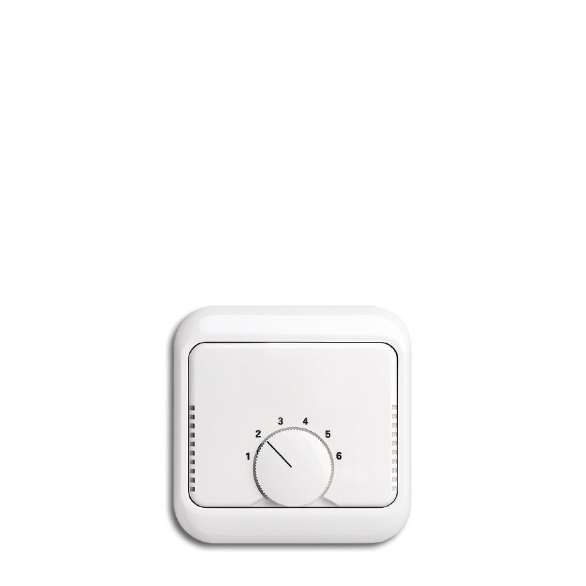 Image mit einem Thermostat aus der Designlinie Pure Nature der Behrendt Gruppe