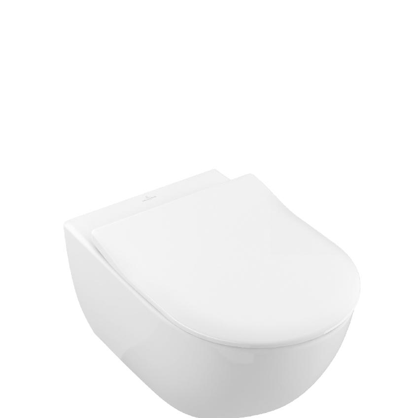 Image eines WCs aus der Designlinie Pure Nature der Behrendt Gruppe